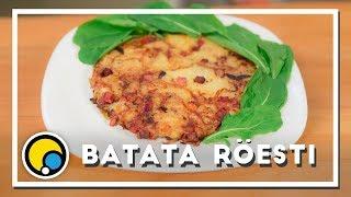 Como fazer receita de Batata Röesti - Renato Carioni