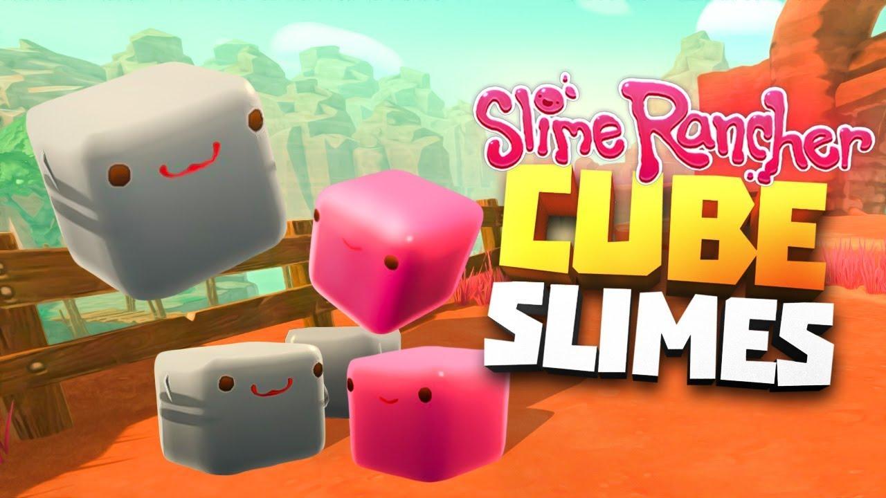 MODDED CUBE SLIMES! - Cube Slime Mod - Slime Rancher Full Version Gameplay