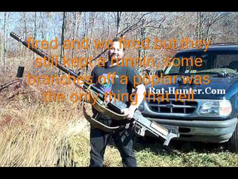 Funny hunting song