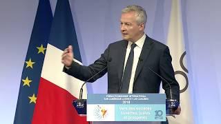 10th International Economic Forum on Latin America and the Caribbean 2018