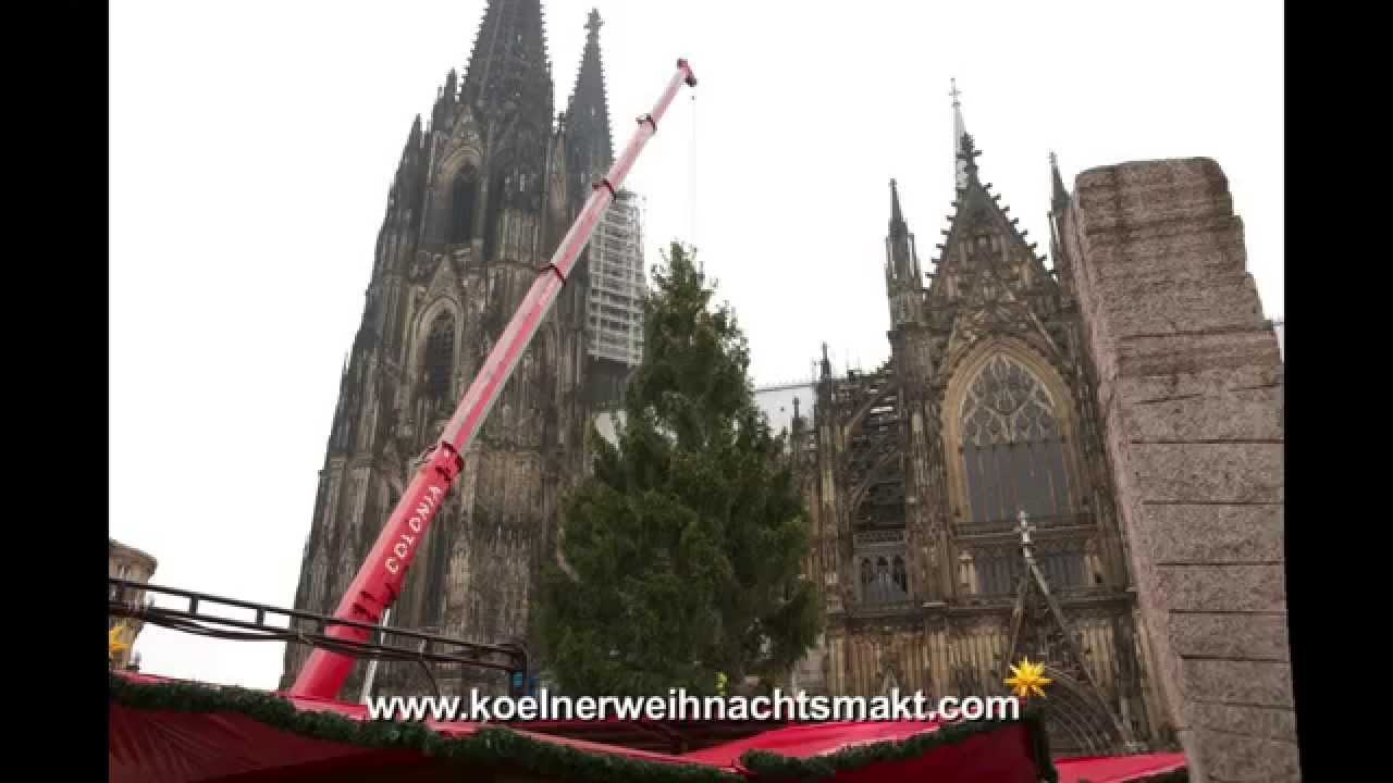 der gr sste weihnachtsbaum in nrw youtube. Black Bedroom Furniture Sets. Home Design Ideas