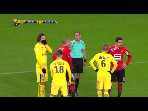 Coupe de la Ligue - 1/2 finale : Rennes - PSG