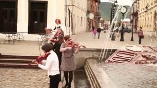 Alexandra Ungureanu & Nora Denes Symphonical - Deja Vu (Cover dupa GRASU XXL feat  AMI)