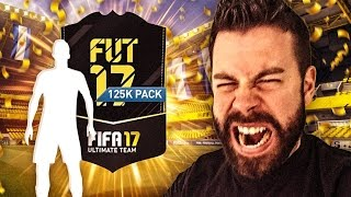 BLACK FRIDAY 125K PACKS!!!! OMG MESSI?!?!?! SO MANY WALKOUTS!!!! FIFA 17 Ultimate Team Pack Opening