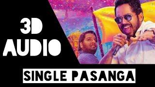 Single Pasanga | Natpe Thunai | 7th sense trendy songs | 3D audio | use head phone