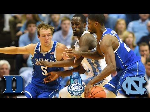 Duke vs. North Carolina | ACC Tournament Semifinal Preview