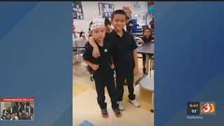 VIDEO: Phoenix PD searching for 2 missing boys; Amber Alert issued