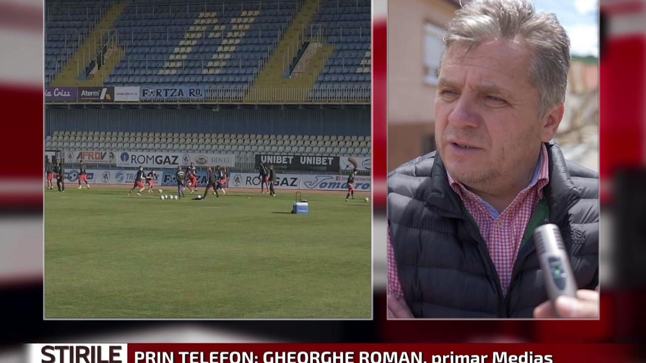Primarul Gh. Roman dispus la o colaborare cu noua conducere a lui Gaz Metan   novatv.ro