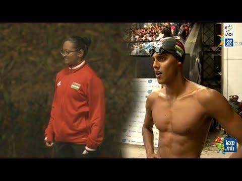 JIOI 2019 - Natation: les handisportifs remportent l'or