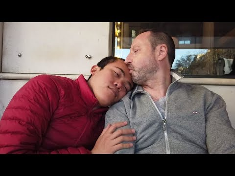 Gay Romance Couple Vlog : Suasana Gay Area Di Kota Paris Perancis - Le Marais