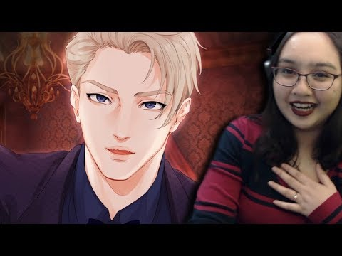 ONE NIGHT WITH A VAMPIRE - Let's Play: A Bloody Party Visual Novel
