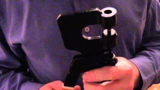 видео просекатель для металлического профиля под гипсокартон