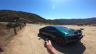 Driving our 1 of 1 Huracan Performante *POV*