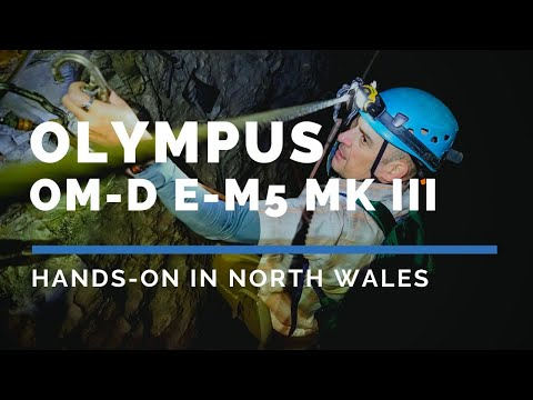 Olympus O-MD E-M5 Mk III | Hands-On in North Wales