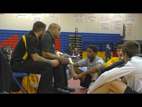 Marmion Academy Wrestling Quad, December 27, 2014