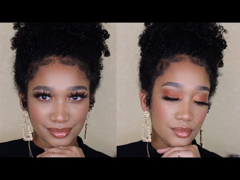 beginners friendly makeup tutorial  contour  lash