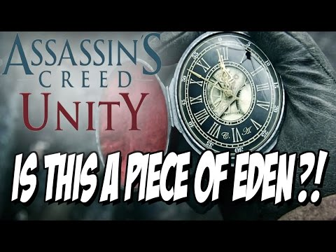 Is Arno's Watch A Piece Of Eden?!
