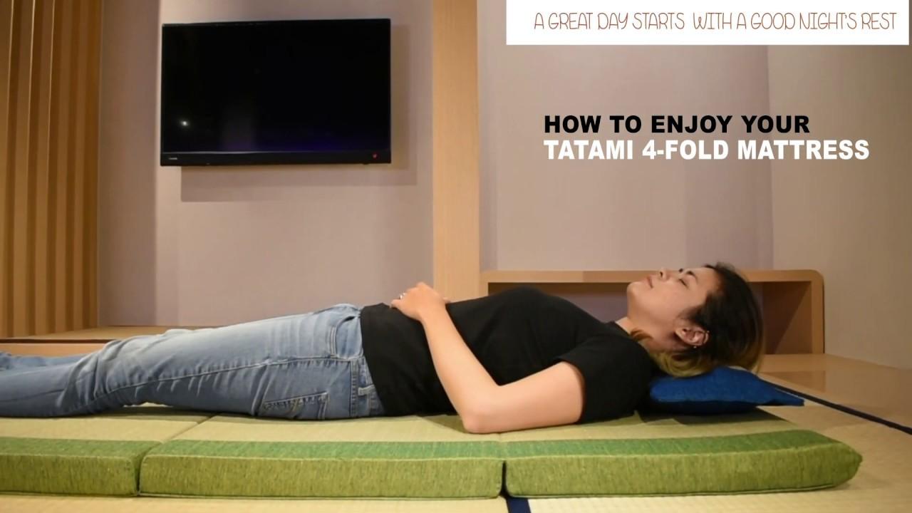 Tatami Mattress
