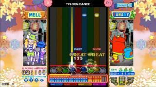 [pop'n music éclale] TIN-DON-DANCE (チンドンダンス) (EX)