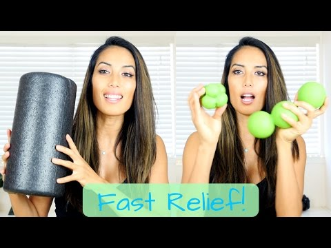 Easy Tips & Remedies for Sore Muscles Fast Relief!