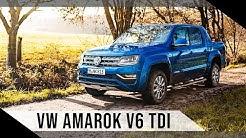 Volkswagen VW Amarok V6   2020   Test   Review   Fahrbericht   MotorWoche   MoWo