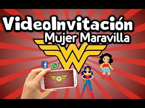 Invitación Animada En Vídeo Para Mandar Por Whatsapp De La