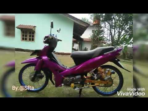 Modifikasi Simple Vega R 2009 At Venyu