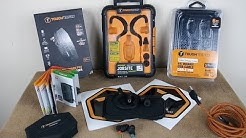 Tough Tested Jobsite Headphones & Workmans Tech Gear