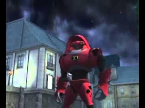 Ben 10: Ultimate Alien - Cosmic Destruction (GAME CHEATS!!!)