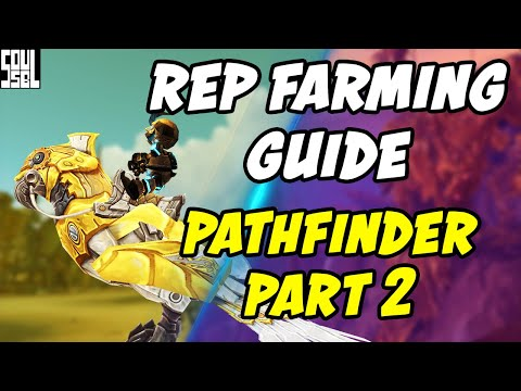 FLY FAST! Reputation Farming Guide For BFA Pathfinder Part 2