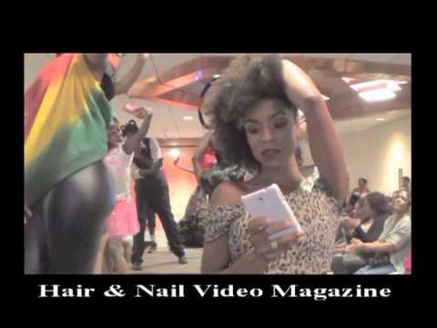 Hair & Nail Video Magazine  Antonio's Fashion Magazine