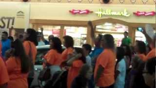 Imperial County, CA union member flash mob