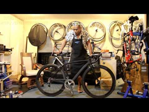 ประกอบเสร็จเฟรม Nich พรีวิวโดย Jumm's Bike Stuido