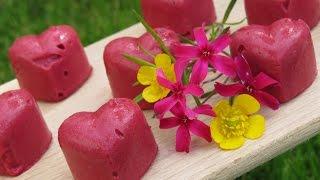 Raspberry Cream Hearts! 💗