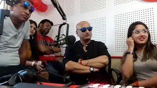 SANGHARSH TEAM WAS LIVE Red FM 93 5 | SANGHARSH RELEASED ALL OVER | IN CINEMAS NOW