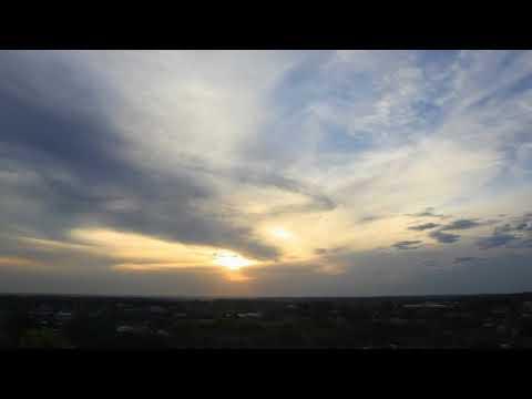Timelapse Canon 60D - Sunset 15/12/17