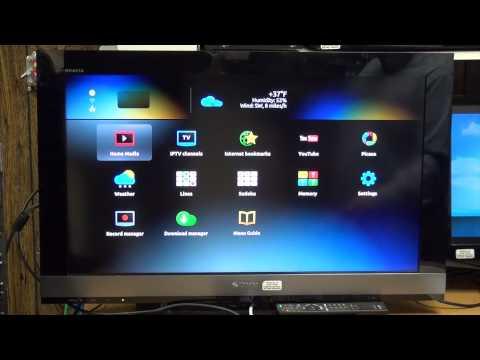 Infomir MAG254-255 IPTV Settop Box - Toner Cable Equipment