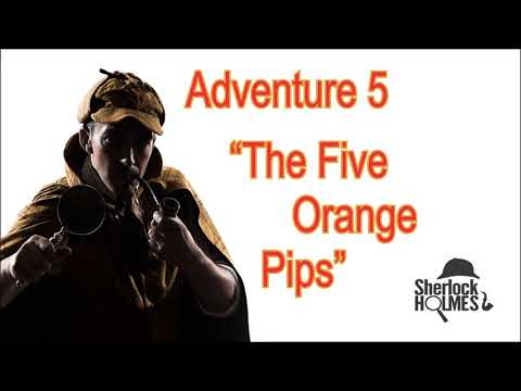 "[MultiSub] The Adventures of Sherlock Holmes: Adventure 5 ""The Five Orange Pips"""