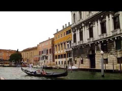 Venice Italy Day 1 - Walking Around