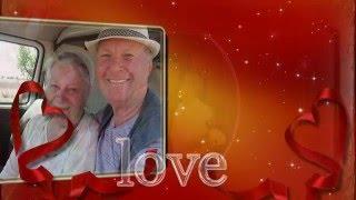 50 лет вместе, поздравляем с золотой свадьбой!!