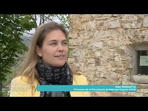 France 3 - 9h50 le matin Cote d'Azur - La Principauté de Seborga - 15 giugno 2017