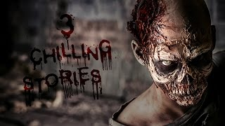 3 chilling stories | urban exploring/a night on the town/the hills