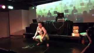 Hungarian Dancehall Queen Contest 2013 Vanessa round 3