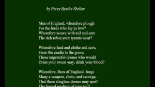 Percy Bysshe Shelley -