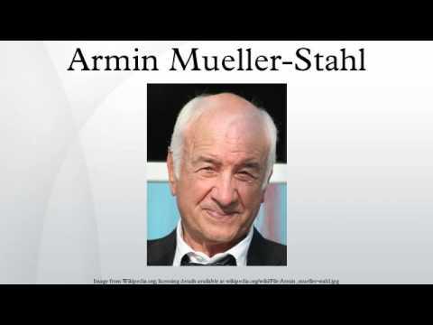 Armin MuellerStahl