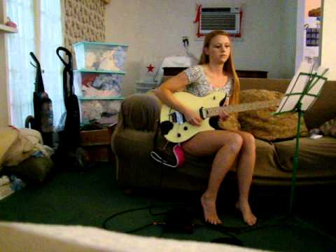 Crossfire by Stevie Ray Vaughan (Cover by Taylor)