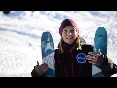 Atomic Centuries Ski Review