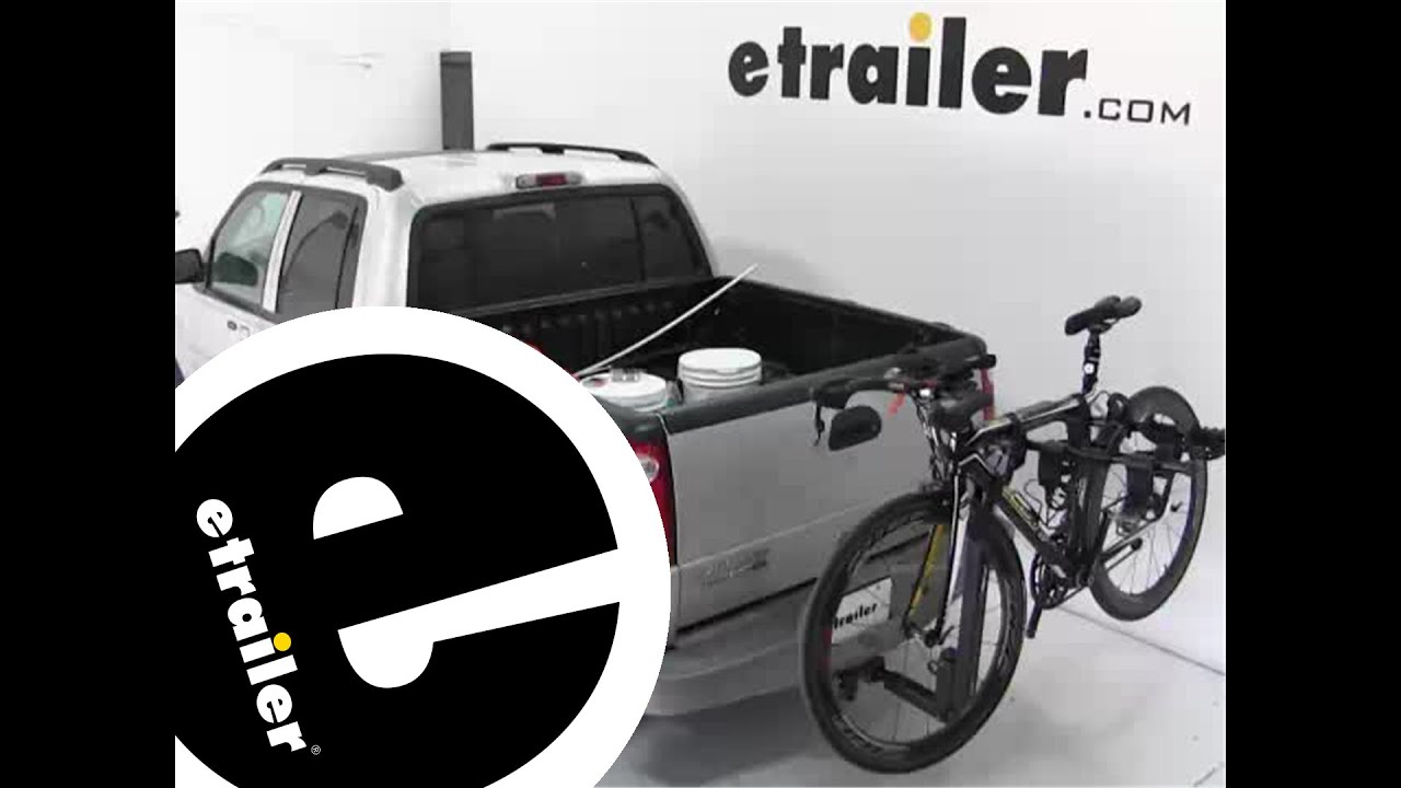 Thule Hitching Post Pro Hitch Bike Rack Review 2011 Ford