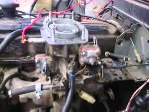 Ford sierra на солексе
