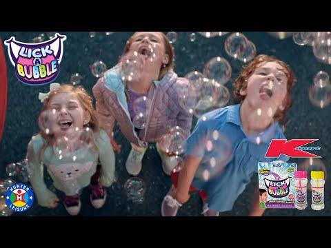 Lick-A-Bubble Australia